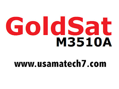 GoldSat Ali M3510A HW101.02.992 Auto Powervu Software 2019
