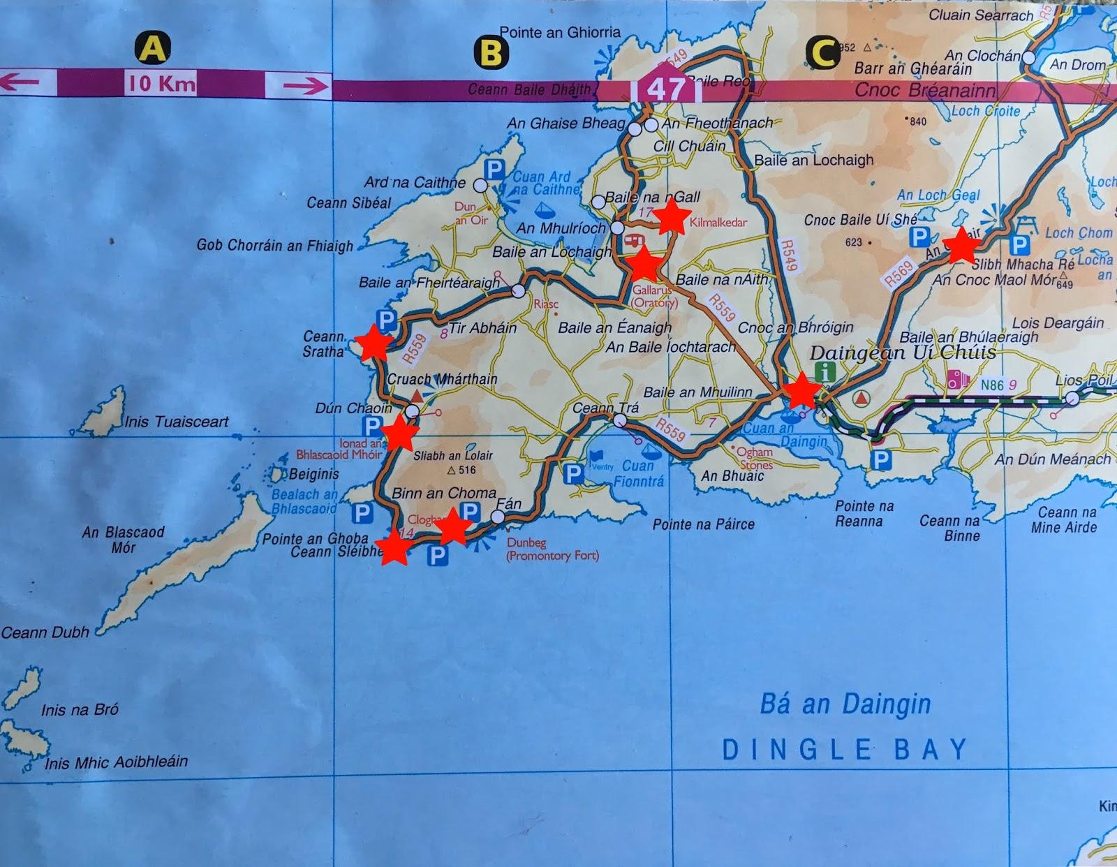 Gypsy Monika: The Dingle Peninsula-The