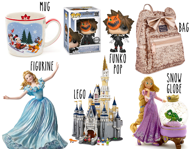 My Current Grail Disney Items Wishlist
