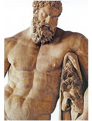 Η γέννηση του Ηρακλή - ο Ηρακλής - Ενότητα 2