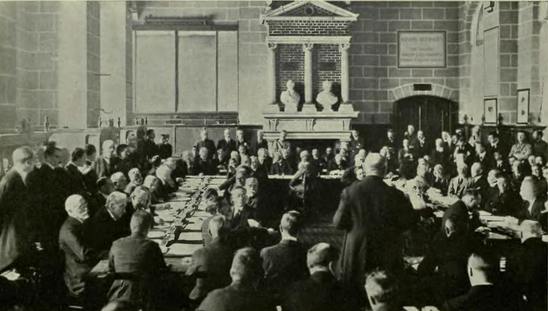 Resultado de imagen de tratados de paz de la primera guerra mundial