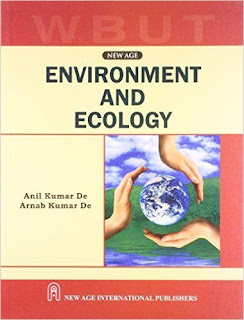Environment and Ecology by Anil Kumar De Image