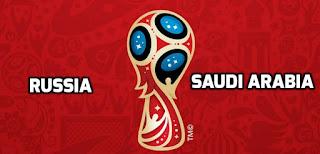 Saudi Arabia vs Russia