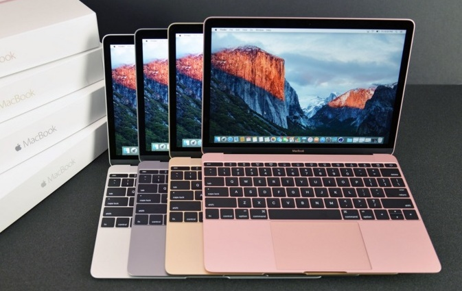 Laptop Apple Terbaru 2017
