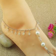 Marie Roslyn, Lady Shehadie, crystal ankle bracelets in Iraq, best Body Piercing Jewelry