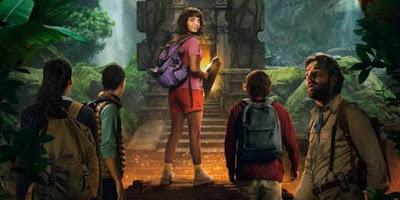 Dora e a Cidade Perdida: Paramount divulga pôster do filme