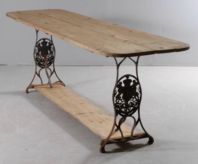 pinterest - Table Machine A Coudre