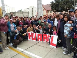 Resultado de imagen para docentes de la provincia de huaral sute