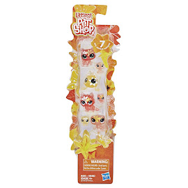 LPS Series 4 Petal Party Tubes Norwegian Forest Cat (#4-111) Pet