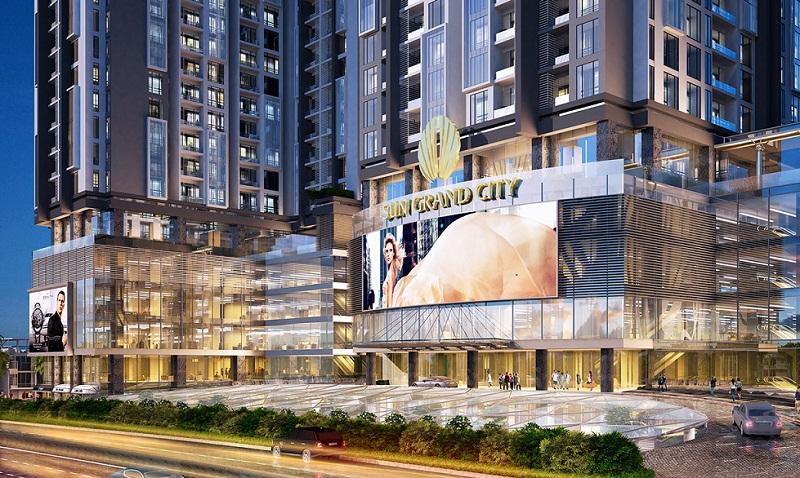 Dự án chung cư Sun Grand City Láng Hạ