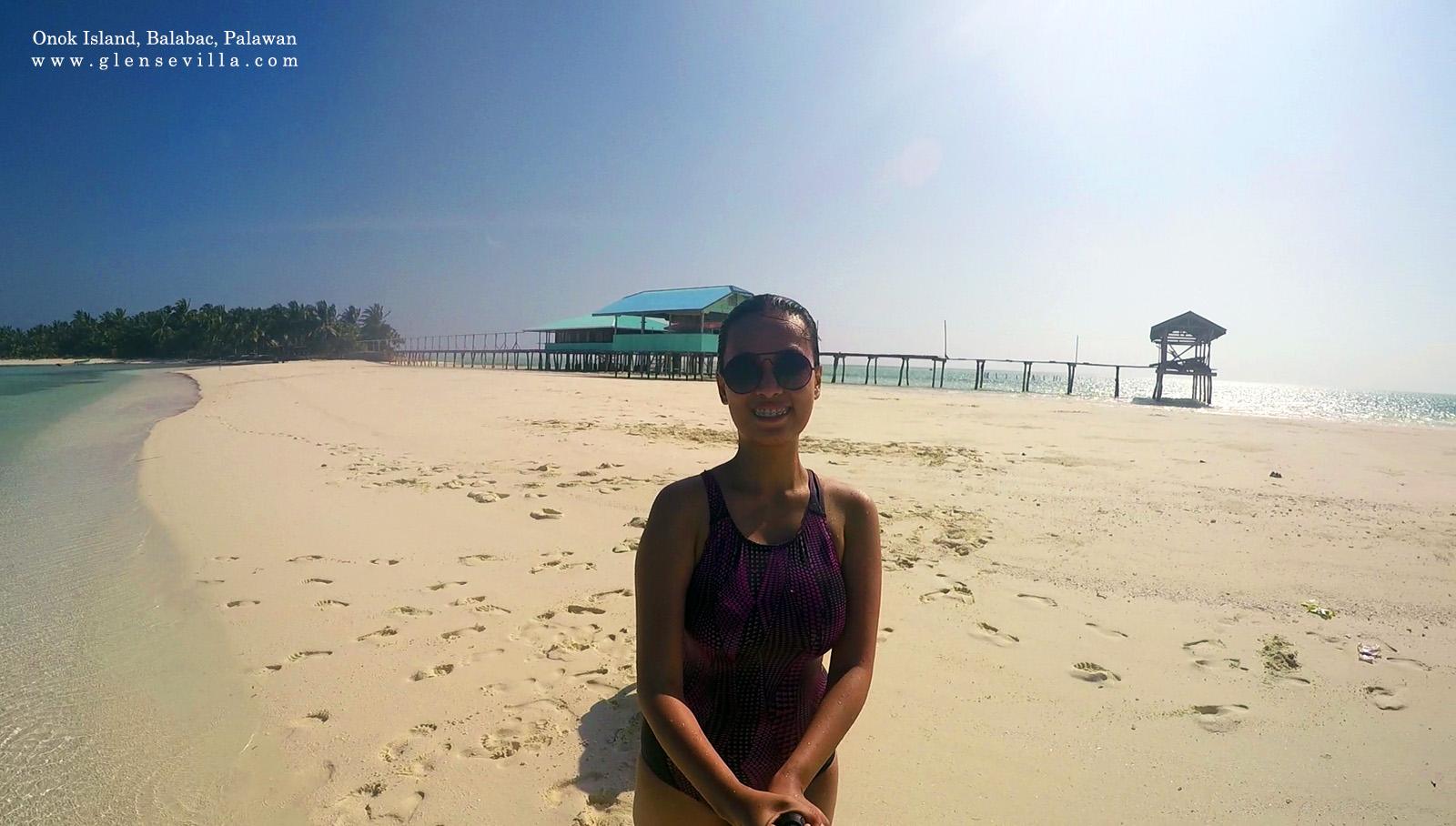 Onok Island, Balabac, Palawan, beach
