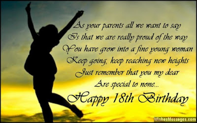 Happy Birthday wishes quotes for son and: as your parents all we want to say