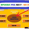 download aplikasi pkg 2018 Excel