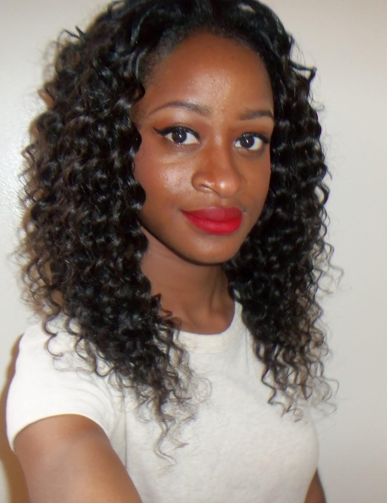 Dessyluvs: Dioara Hair initial review Peruvian deep wave  Dessyluvs: Dioa...