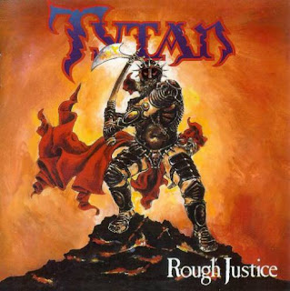 "Tytan - ""The Watcher"" (audio) from the album ""Rough Justice"""