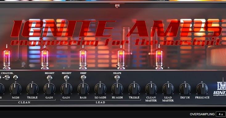atoragon 39 s guitar nerding blog ignite amps emissary free guitar vst amp simulator plus sample. Black Bedroom Furniture Sets. Home Design Ideas