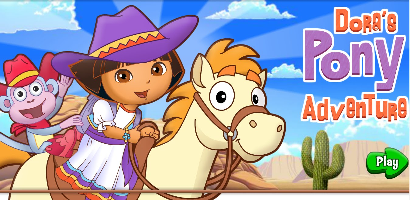 Nickelodeon Games Dora The Explorer Play Free Online Games