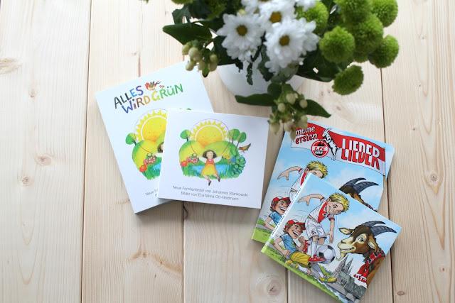 Neuerscheinung Paenz Verlag Koelsche Lieder fuer Kinder inkl Verlosung Gewinnspiel Jules kleines Freudenhaus