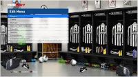 Juventus Graphic Menu PES 2017