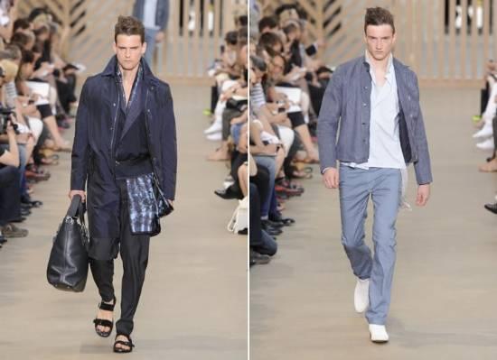 ... pois na semana de Moda Masculina de Paris (Primavera Verão 2011 2012) a  marca ousou e apresentou shorts mais curtos que habitualmente vistos, ... a4734ade3f