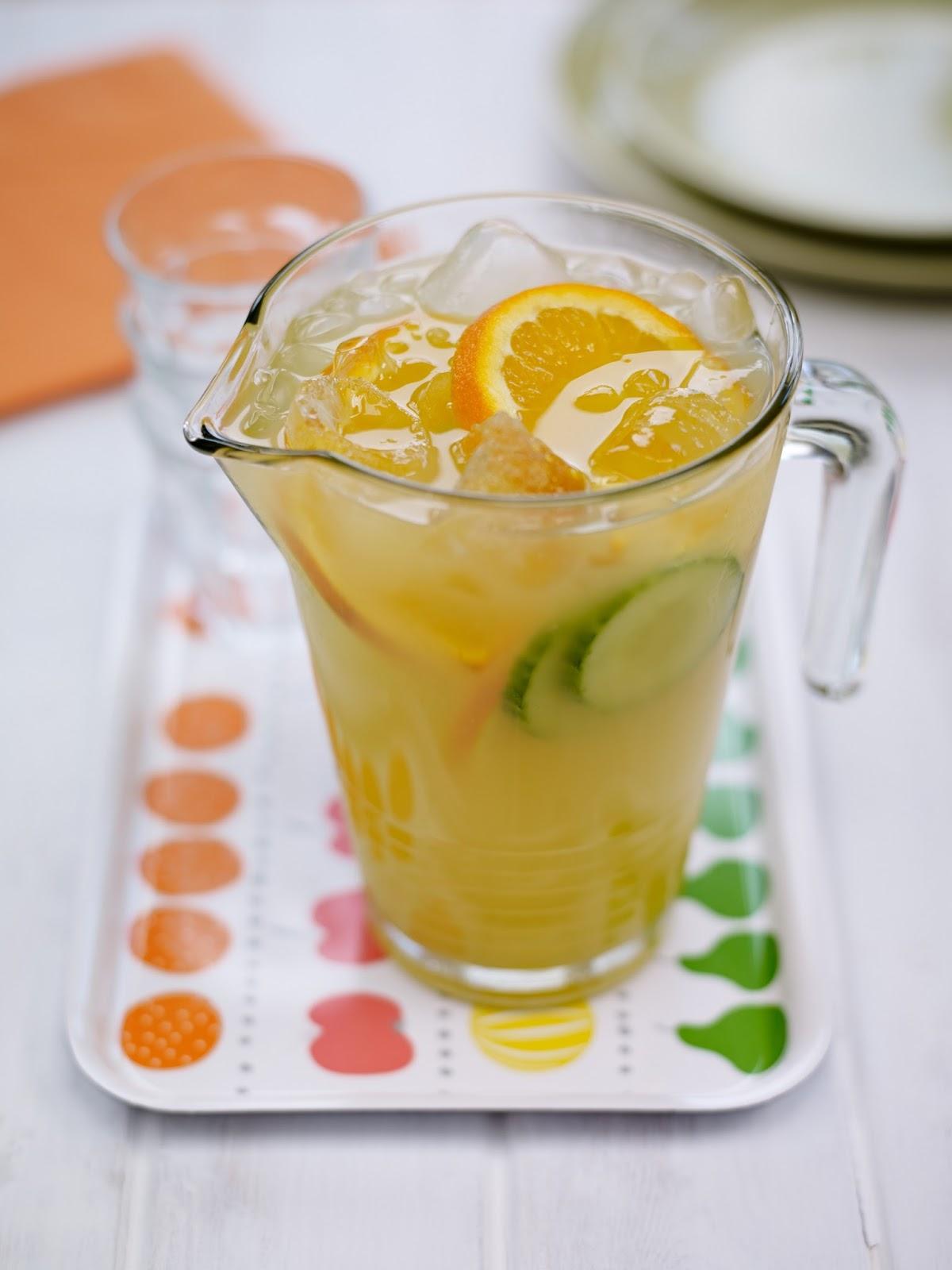 Joe's Wadsack's Fruity Cucumber Cooler