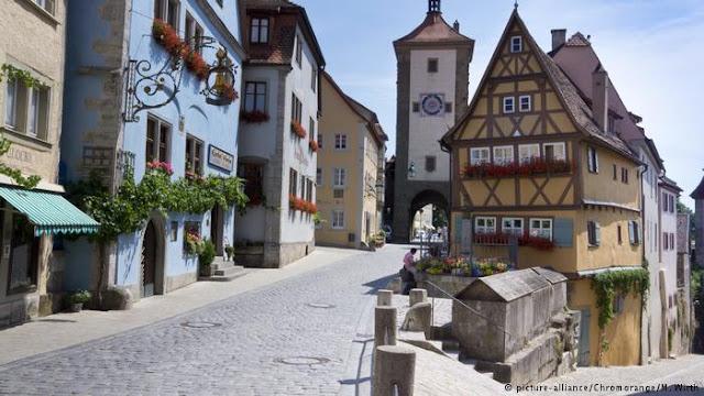 Rothenburg no Tauber