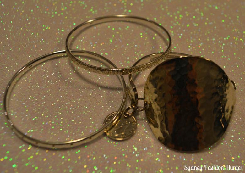 Charlie Bravo Jewellery Silver Bangles & Steve The Bush Jeweller Spoon Bracelet