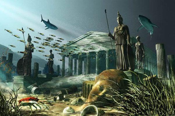Atlantis City salah satu penemuan spektakuler para arkeolog