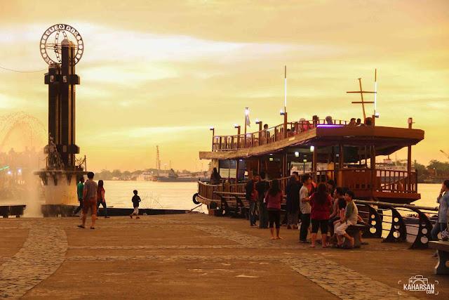 Taman Alun Kapuas Wisata Kota Pontianak - kaharsan
