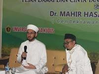 Cendekiawan Muslim Asal Syiria Isi Halaqah Qur'aniyyah yang Digelar Universitas Muria Kudus