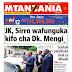 Magazeti ya Leo Jumapili  May 5 2019