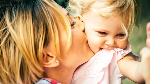 Love Of Mother  Makes Children Healthier And Less Likely To Be Depressed In Later Life