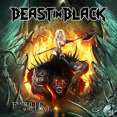 """Το album των Beast in Black """"From Hell With Love"""""""