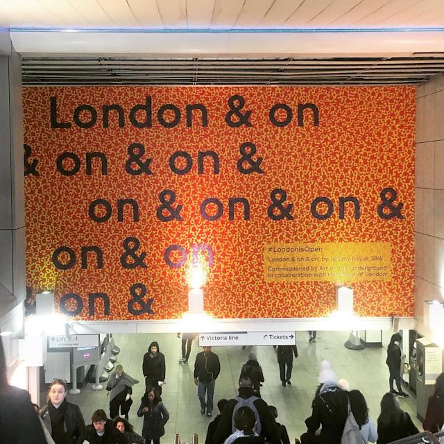 Art of the Undergound London