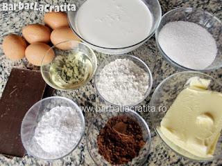Prajitura boema ingrediente reteta originala