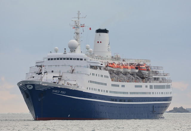 Guernsey Cruise Liners