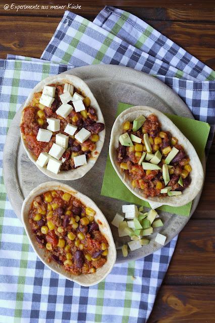 Experimente aus meiner Küche: Vegetarische Mühlen-Hack-Pfanne