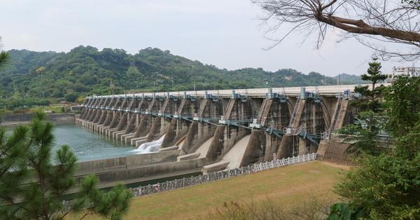 台中石岡|石岡壩|國人自行設計|施工完成的水壩|免費參觀