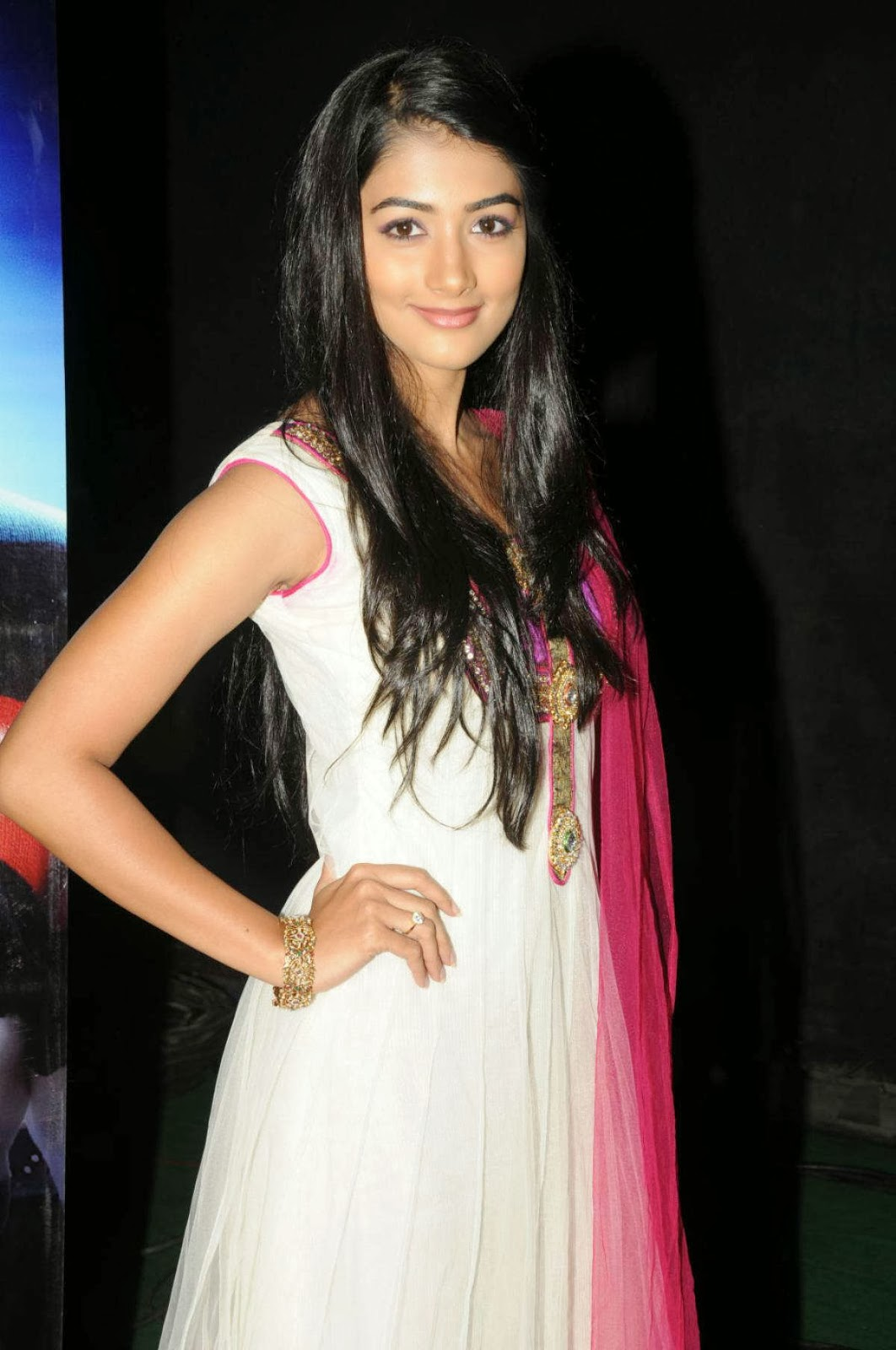 Dj Punjabi Girl Wallpaper Actress Pooja Hegde Latest Photostills