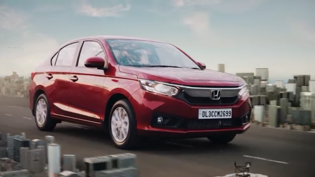 all new Honda Amaze 2018 price and specifications