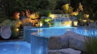 Desain Indah Waterfall Minimalis Untuk Rumah Anda