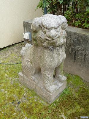 春日神社狛犬