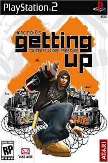 Marc Ecko's Getting Up: Contents Under Pressure (PS2) 2006