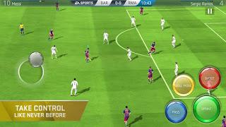 Download FIFA 16 Official v3.2.113645 Apk + Data Obb