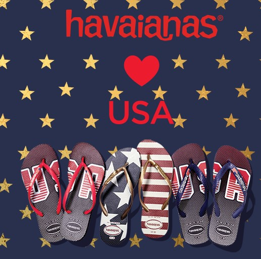 Alpargatas USA, maker of Havaianas, the world's favorite flip flops & sandals, wants you to enter daily for a chance to instantly win a $100 Gift Card to outfit your feet for summer!