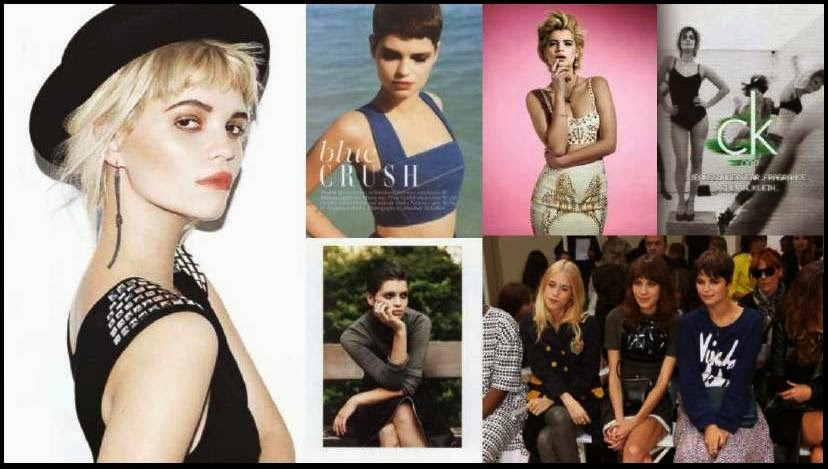 Spring Summer 2014 IT Look, Hair Color, Hair Cut, Style Trends, Pixie Geldof, British IT Girl