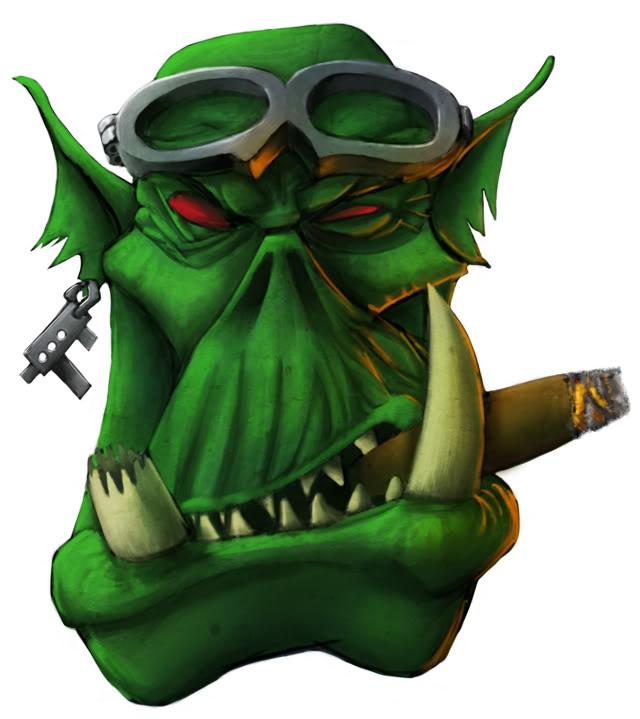 Guess Range Gaming: Vogen: The Orks