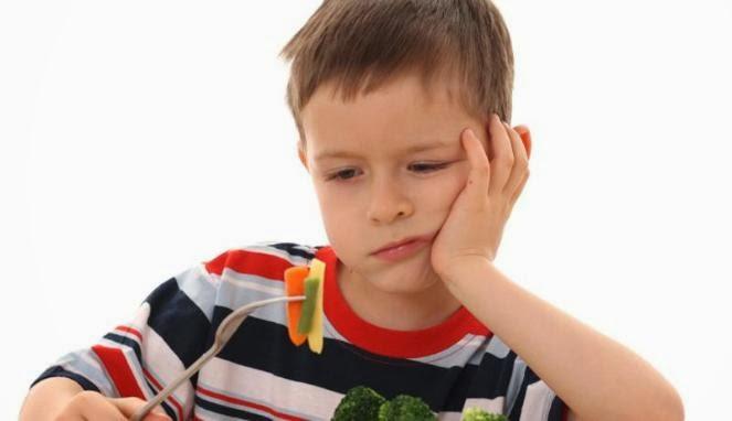 Woow Inilah Solusi Terbaik Untuk Anak Yang Susah Gemuk..!!