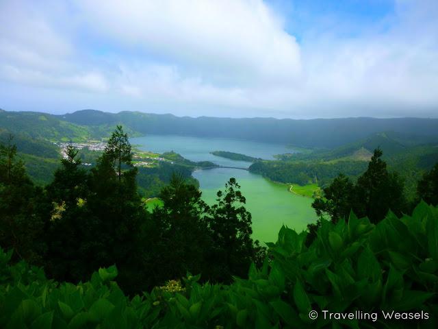 Sete Cidades See Azoren