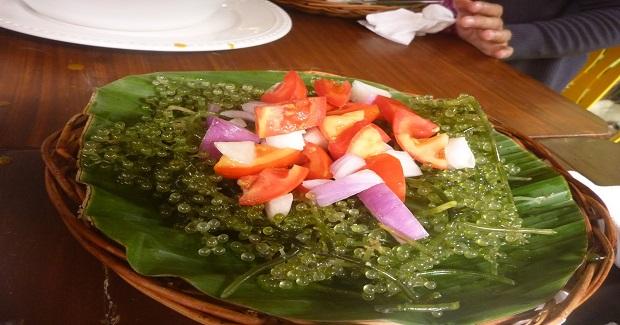 Arusip Seaweed Recipe